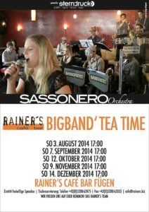 BigBand Tea Time